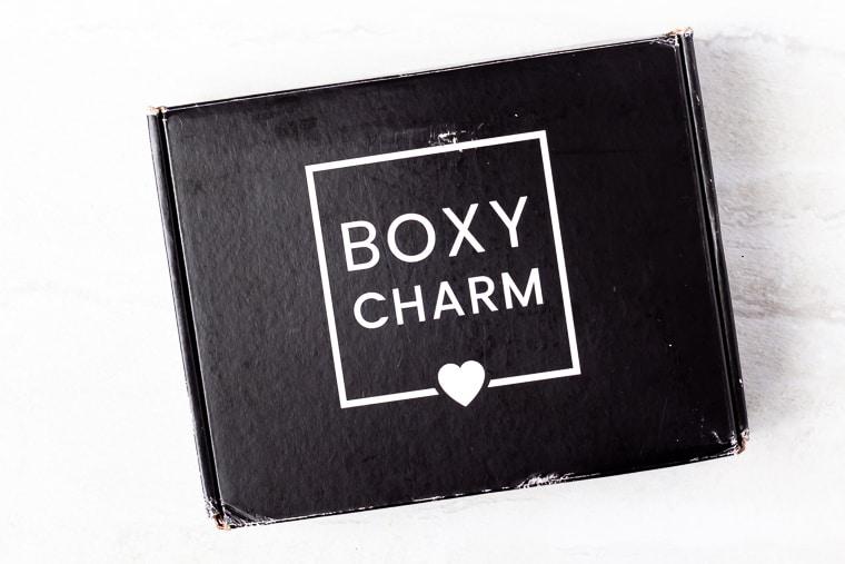 May 2020 BoxyCharm Box on a white background