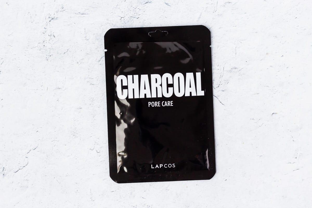 LAPCOS Charcoal Sheet Mask