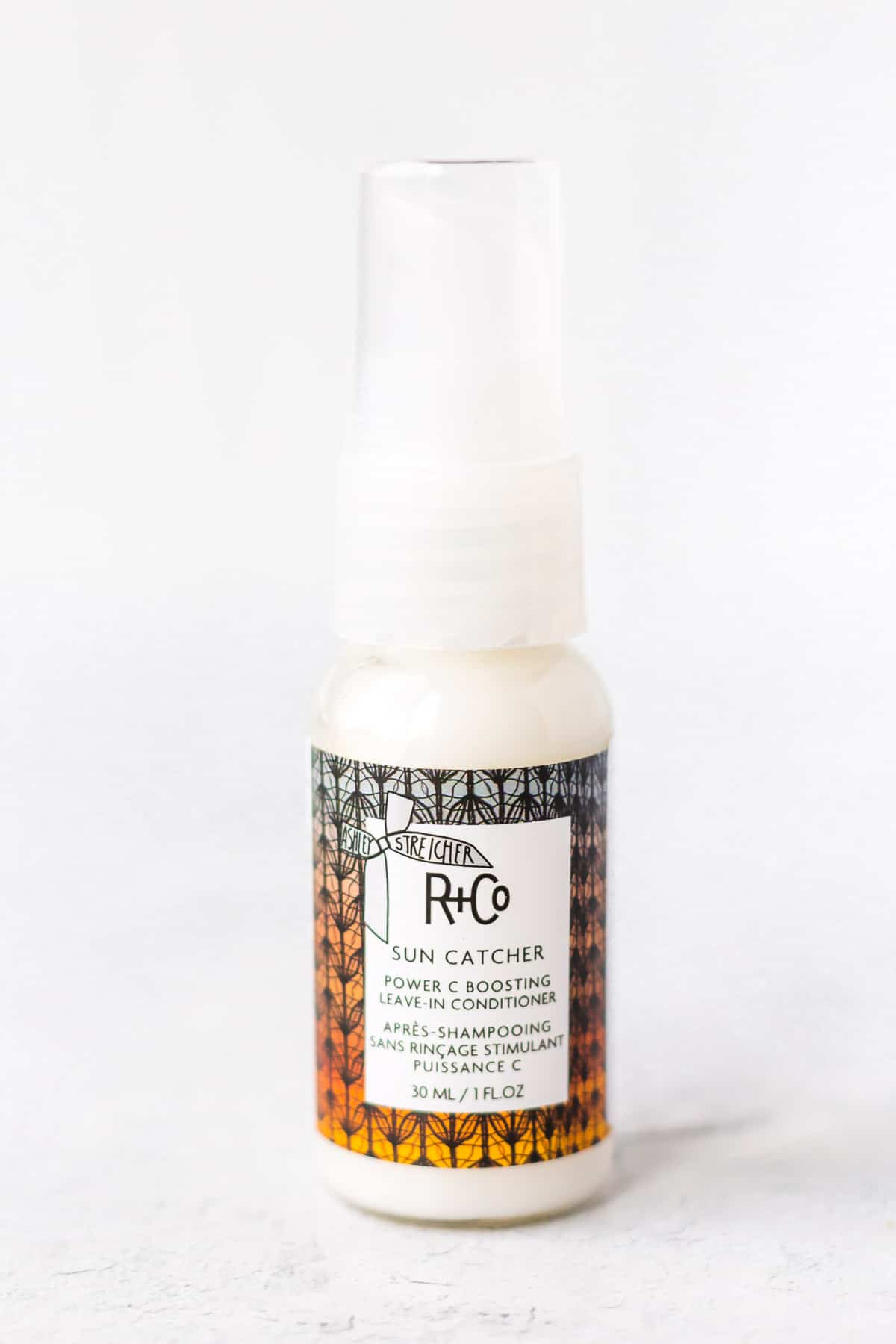 R + Co Sun Catcher Power-C Boosting Leave-in Conditioner sample