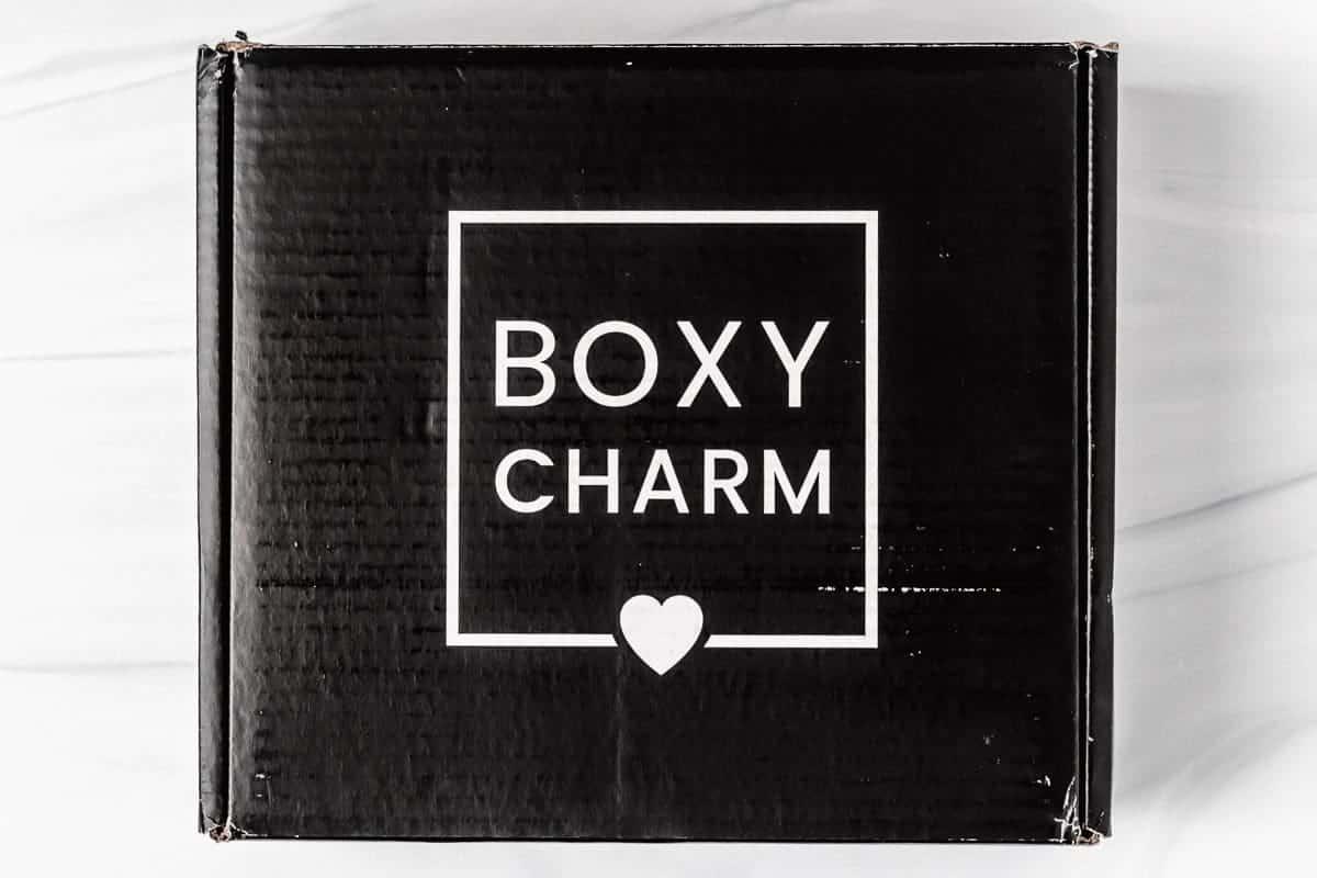 january 2021 boxycharm premium box on a white background