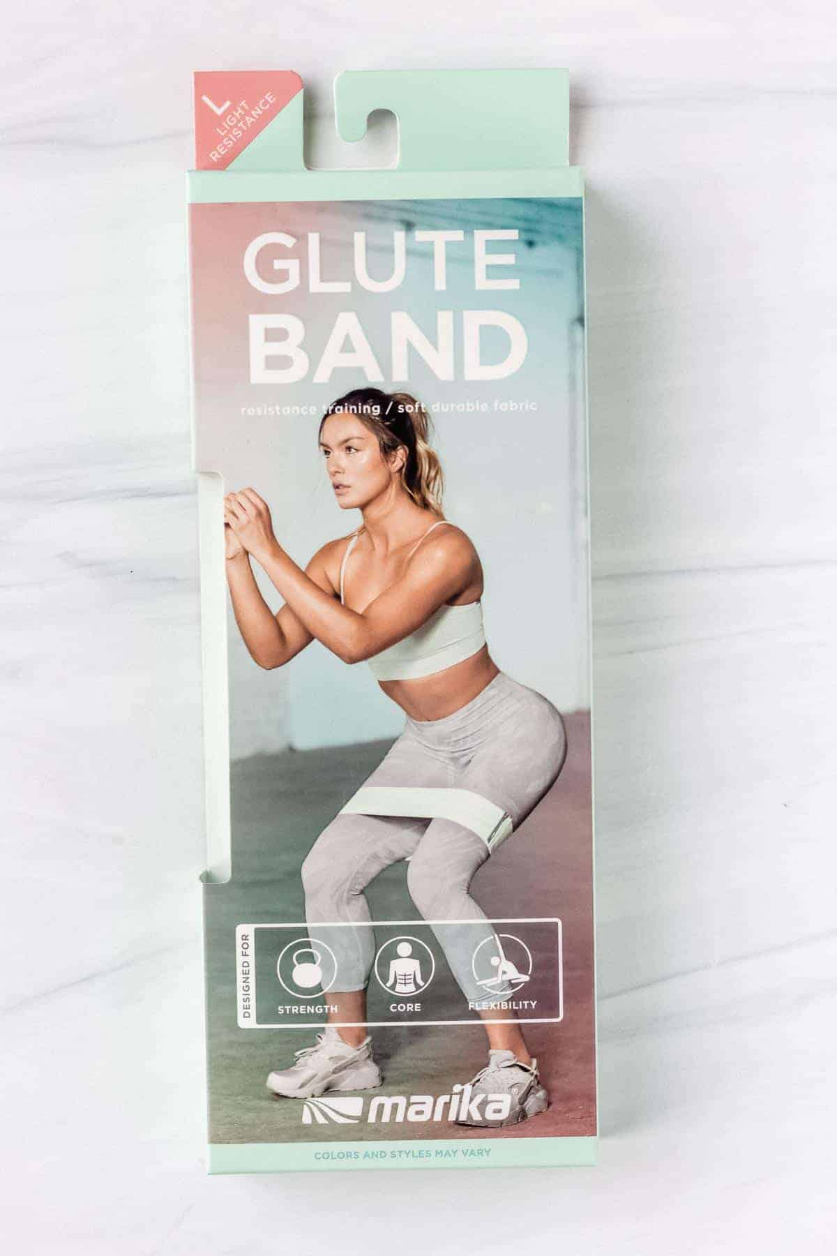 Marika glute band package