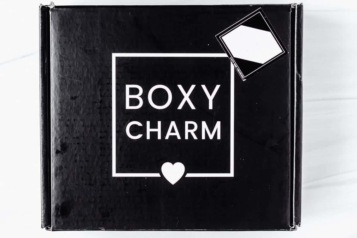 March 2021 boxycharm premium box on a white background